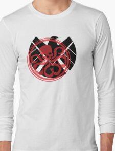 Hail Hydra Long Sleeve T-Shirt