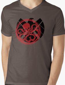 Hail Hydra Mens V-Neck T-Shirt
