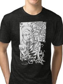 Queens of the Stone Age Tri-blend T-Shirt