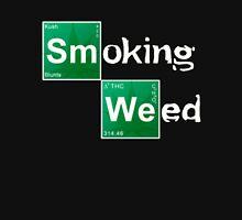 Smoking Weed Unisex T-Shirt