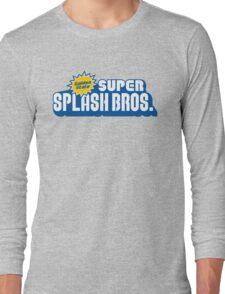 Super Splash Bros. Long Sleeve T-Shirt