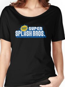 Super Splash Bros. Women's Relaxed Fit T-Shirt