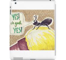 Ant Victory! iPad Case/Skin