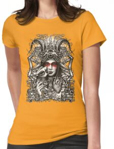 Winya No. 55 Womens Fitted T-Shirt