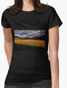 Sycamore Flat Womens Fitted T-Shirt