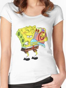 Hug Me Women's Fitted Scoop T-Shirt
