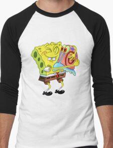 Hug Me Men's Baseball ¾ T-Shirt