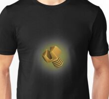 Golden bolt Unisex T-Shirt