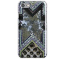 Tres culturas - Mirror iPhone Case/Skin