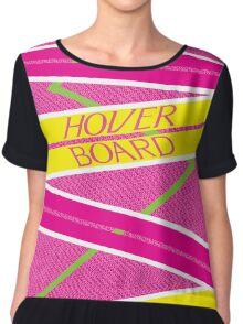 Hoverboard Chiffon Top