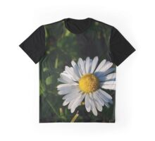 Chamomile Flower Graphic T-Shirt
