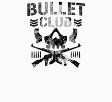 Bullet Club black splat logo Unisex T-Shirt