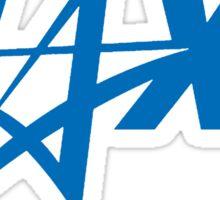 JAXA (Japanese Aerospace Explorlation Agency) Logo Sticker