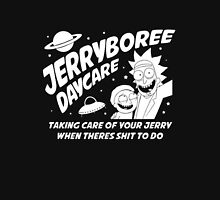 Rick and Morty Inspired Jerryboree Classic T-Shirt
