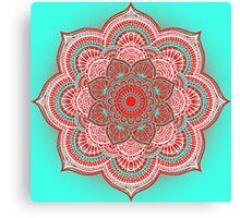 Mandala Lorana China Canvas Print