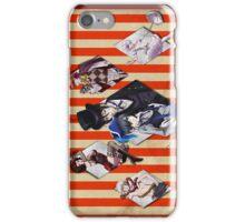 Noah's Circus  iPhone Case/Skin