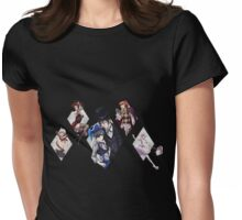 Noah's Circus  Womens Fitted T-Shirt