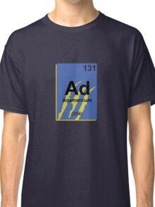 Adamantium Periodic Table - Wolverine Classic T-Shirt
