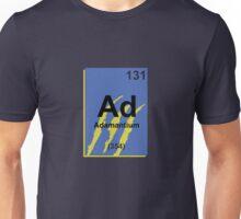 Adamantium Periodic Table - Wolverine Unisex T-Shirt