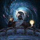Cyborg Buddha by FutureThinkers