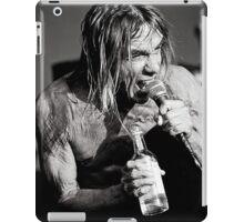 Iggy Pop iPad Case/Skin