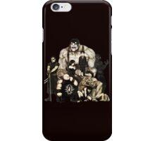 7 Deadly Sins iPhone Case/Skin