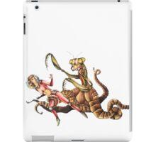 Mantapus Retro Monster iPad Case/Skin