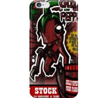 Homegrown Food: Chilly Pepper  iPhone Case/Skin