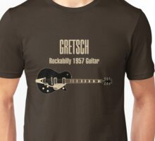 Gretsch Rockabilly 1957 Unisex T-Shirt