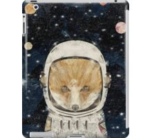 little space fox iPad Case/Skin