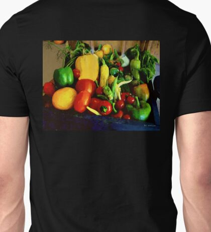 Carting Home the Prize Unisex T-Shirt