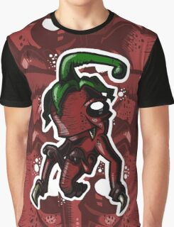 Homegrown Food: Chilly Pepper  Graphic T-Shirt