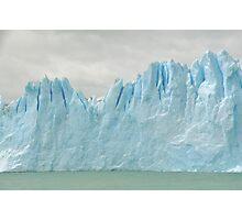 Sky Glacier Water Photographic Print