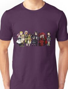 Black Butler Cast Unisex T-Shirt