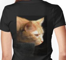 Micki The Majestic Women's Fitted V-Neck T-Shirt