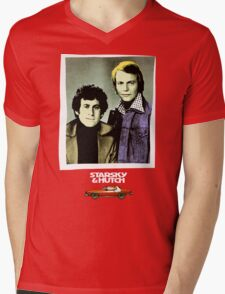 Starsky & Hutch Mens V-Neck T-Shirt