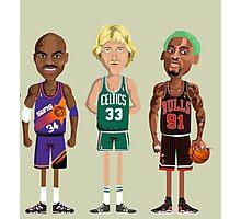 Basketball Classics Photographic Print
