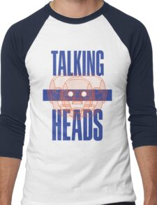 Talking Heads Alt. Men's Baseball ¾ T-Shirt