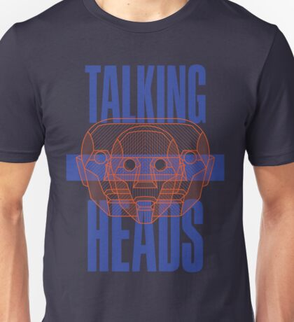 Talking Heads Alt. Unisex T-Shirt
