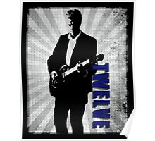 Twelve Doctor Doctor Who Hell Bent Peter Capaldi Poster