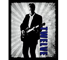 Twelve Doctor Doctor Who Hell Bent Peter Capaldi Photographic Print