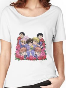 Ouran Highschool Host Club Women's Relaxed Fit T-Shirt