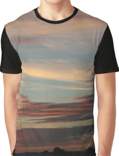 Painted by nature Graphic T-Shirt