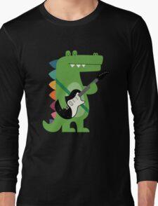 Croco Rock Long Sleeve T-Shirt