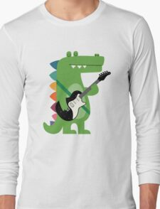 Croco Rock Long Sleeve T-Shirt