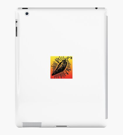 Spicy Pepper iPad Case/Skin
