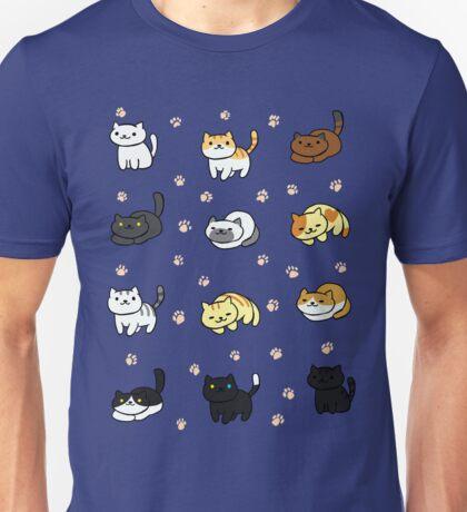 nekoatsume Unisex T-Shirt