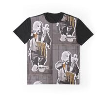 Mini Me paste up Graphic T-Shirt