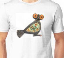 Roman Owl Unisex T-Shirt