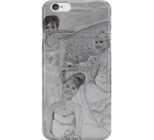 Wedding Sisters iPhone Case/Skin